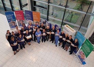 Sherwood Forest Hospitals launches Nursing Strategy
