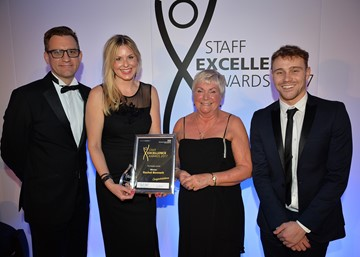 Staff Excellence Award Nominations now open!