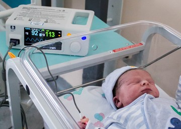 New equipment could save the lives of Trust's littlest patients
