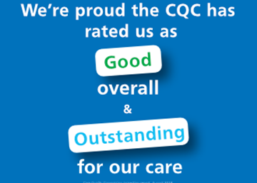 Sherwood Forest Hospitals rated as Good in latest inspection