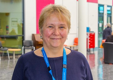 Sherwood Forest Hospitals appoints Barbara Brady as new Non- Executive Director