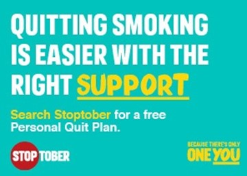 Sherwood Forest Hospitals supports patients and staff throughout Stoptober