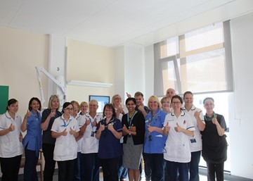 Sherwood Forest Hospitals' stroke service remains one of the best in the country for stroke care