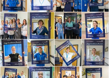 Sherwood Forest Hospitals announces staff awards shortlist