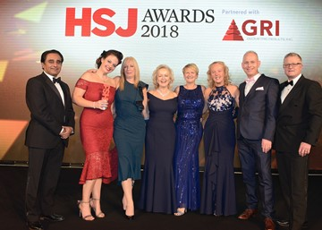 Prestigious national award for Sherwood Forest Hospitals